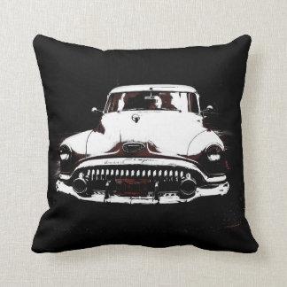 1952 Buick Photo-Art Throw Pillow