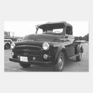 1952 Dodge Pickup Sticker