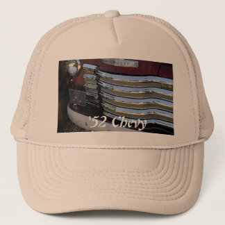 1952 Vintage Chevy Truck Grill - Baseball Cap