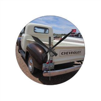 1953 Chevrolet Truck Wall Clock
