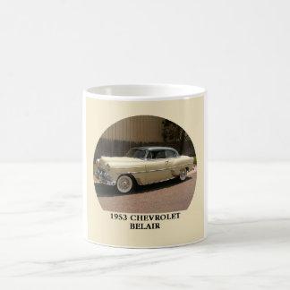 1953 Chevy BelAir Coffee Mug