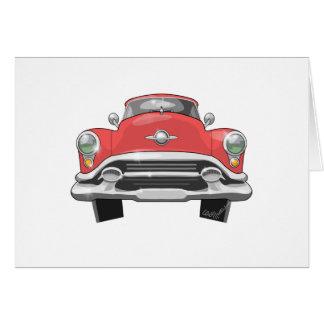 1953 Oldsmobile Card