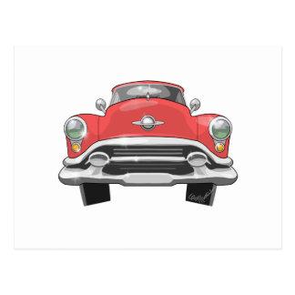 1953 Oldsmobile Postcard