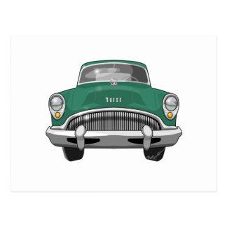 1954 Buick Roadmaster Postcard
