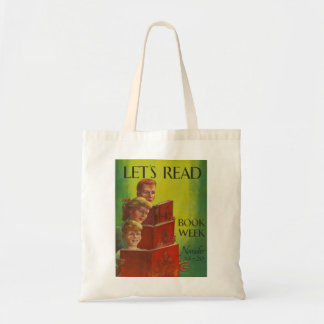1954 Children's Book Week Tote