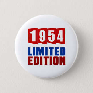 1954 Limited Edition 2 Inch Round Button