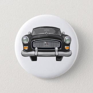 1954 Nash 2 Inch Round Button