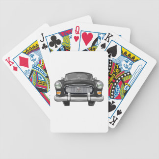 1954 Nash Bicycle Playing Cards