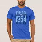 1954 Vintage Year Mighty Tasty 60th Birthday Gift T-Shirt