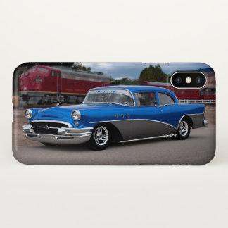 1955 Buick Custom Classic Car iPhone X Case
