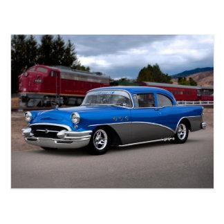 1955 Buick Special Classic Car Postcard
