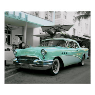 1955 Buick Special Poster