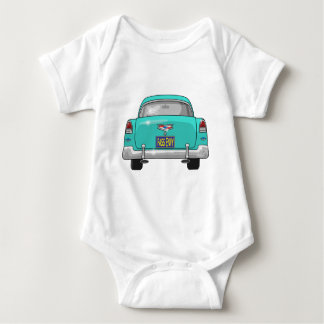 1955 Chevrolet Bel Air Pass Envy Baby Bodysuit