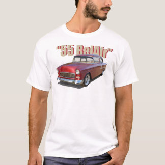 "1955 Chevrolet ""post"" BelAir T-Shirt"
