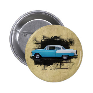 1955 Chevy Bel Air- Classic Cars-  Button
