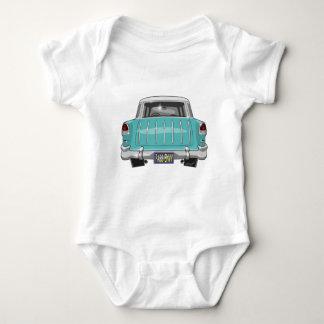 1955 Chevy Nomad Baby Bodysuit