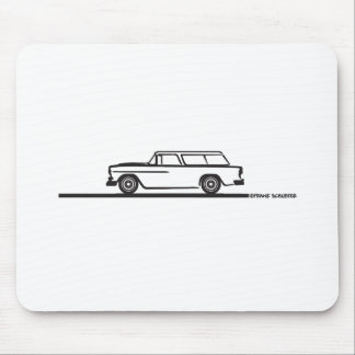 1955 Chevy Nomad Mouse Pad