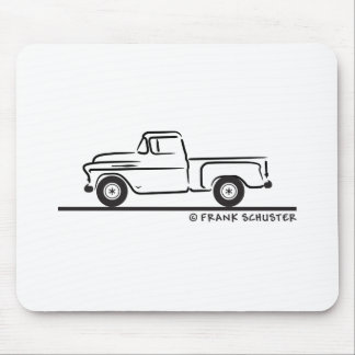 1955 Chevy Truck Mouse Pad