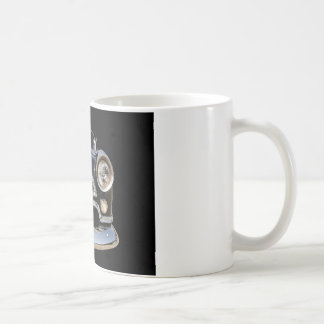 1955 chrysler front end em coffee mug