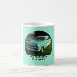 1955 Plymouth Belvedere Coffee Mug