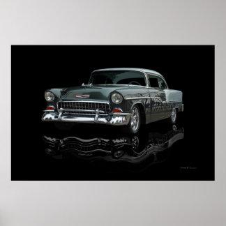 1955 sedan poster