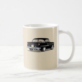 1955 Shoebox Mug - Black
