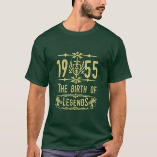 1955 The birth of Legends! T-Shirt