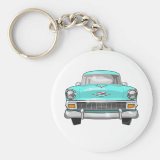 1956 Chevrolet Bel Air Keychain