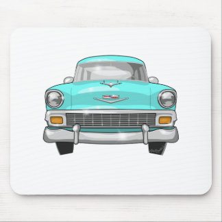 1956 Chevrolet Bel Air Mouse Pad