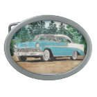 1956 Chevy Belt Buckle