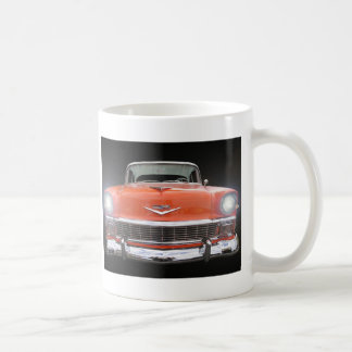"1956 CHEVY ""LIGHTS ON"" COFFEE MUG"
