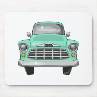 1956 Chevy truck Mouse Pad