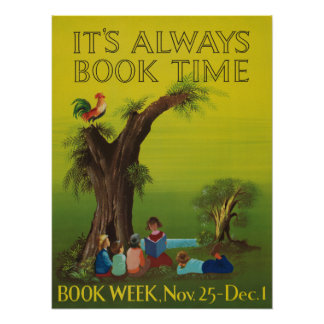 1956 Children's Book Week Poster