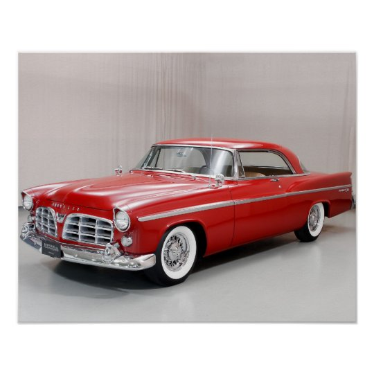 1956 Chrysler 300 Print