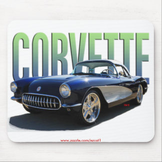 1956 Corvette Mouse Pad