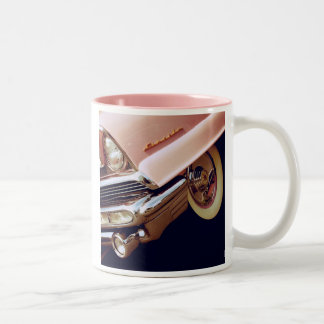 1956 Lincoln Premiere Two-Tone Coffee Mug