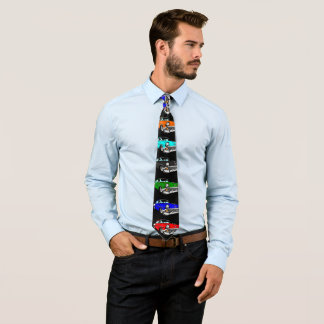 1956 Shoeboxes in multiple colors Tie