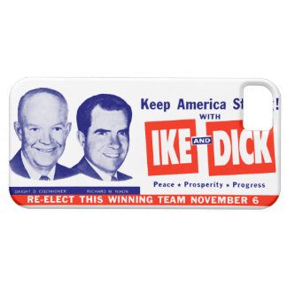 1956 Vote Ike and Dick Case For The iPhone 5