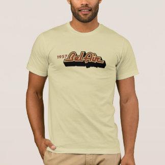 1957 Bel Air Shadow Script T-Shirt