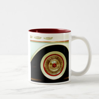 1957 Buick Roadmaster Two-Tone Coffee Mug