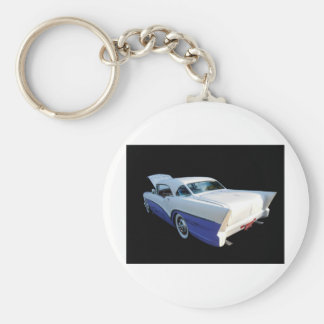 1957 Buick side view Keychain