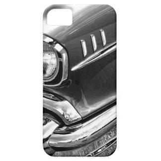1957 Chevrolet Bel Air Black & White iPhone 5 Cases