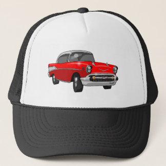 1957 Chevrolet Bel Air Trucker Hat