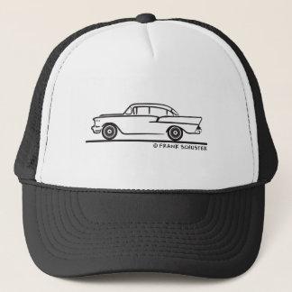 1957 Chevrolet Sedan Four Door 5-10 Trucker Hat