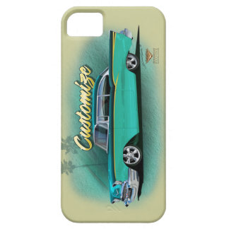 1957 chevy hot rod iphone case