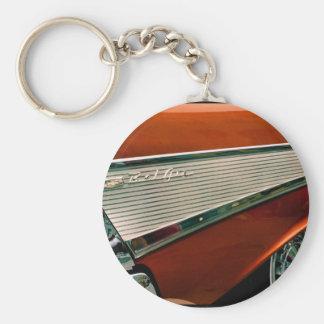 1957 Classic BelAir Chevy Keychain