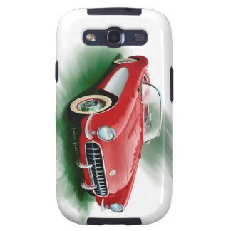 1957 Corvette Galaxy S3 Cases