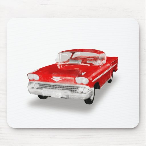 1957 Impala Mousepads