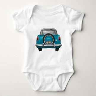 1957 Metropolitan Rear Baby Bodysuit