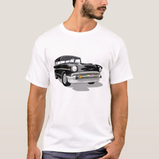 1957 Nomad in Black T-Shirt
